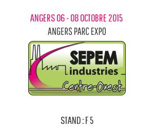 Dejoie - Salon Sepem Angers 2015
