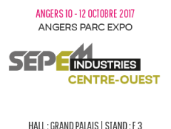 DEJOIE au salon SEPEM Industries 2017
