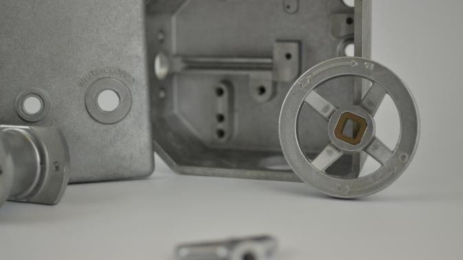 Pièces en aluminium fonderie Dejoie
