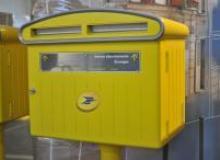 Boîtes aux lettres aluminium La Poste