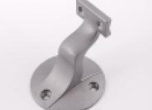 Support de main courante en aluminium